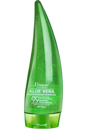 Disaar Aloe Vera 99% Yatıştırıcı ve Nemlendirici Jel 250 ml