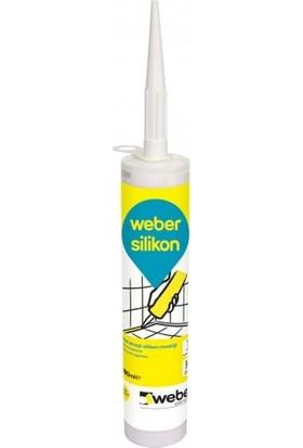 Weber Silikon Beyaz