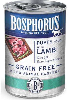 Bosphorus Kuzu Etli Yavru Köpek Maması 415 g