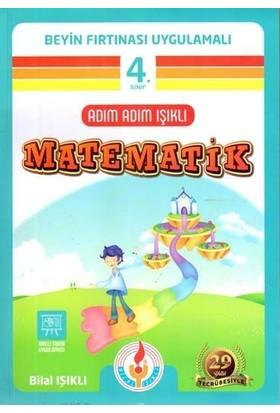 Bilal Işıklı Yayınları 4. Sınıf Adım Adım Matematik Konu Anlatımlı