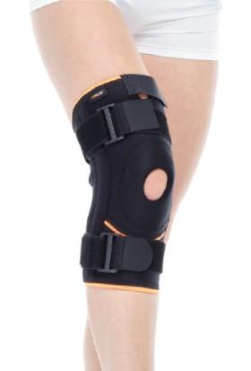 Orlex® Orx-Dz 14 Patella ve Ligament Destekli Cırt Bantlı Dizlik