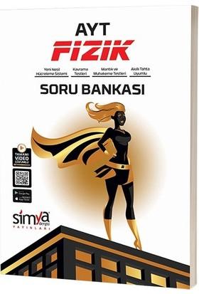 Simya Yayınları 12. Sınıf Fizik AYT Soru Bankası Kitabı