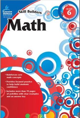 Carson Dellosa Math Grade 6
