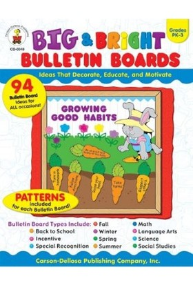 Bıg & Brıght Bulletın Board