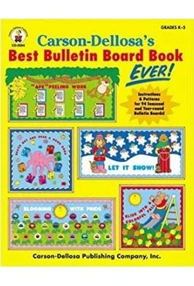 Carson Dellosa's Best Bulletın Board Book Ever