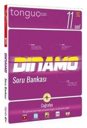Tonguç Akademi 11. Sınıf Dinamo Coğrafya Soru Bankası