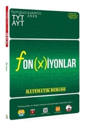 Matematik Dergisi Fonksiyonlar Tonguç Akademi