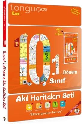 Tonguç Akademi 10. Sınıf 1. Dönem 10.1 Akıl Haritaları Seti