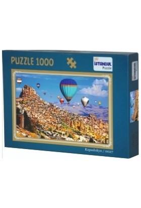 İstanbul Puzzle Kapadokya Temalı 1000 Parça Puzzle