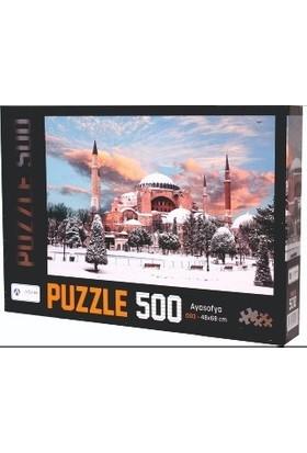 Adam Games Ayasofya 500 Parça Puzzle