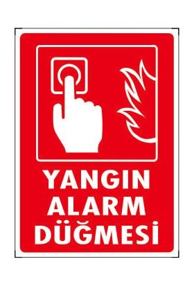Dafne Yangın Yangın Alarm Düğmesi
