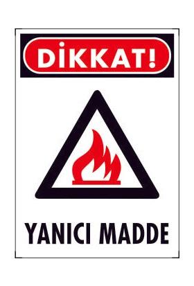 Dafne Yangın Yanıcı Madde