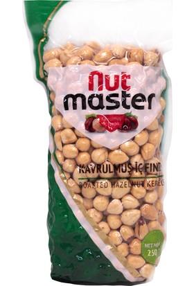 Nut Master Kavrulmuş Fındık 250 gr
