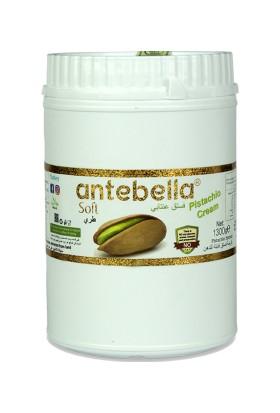 Antebella Soft Kahvaltılık Sürülebilir Antep Fıstık Kreması 1300 gr