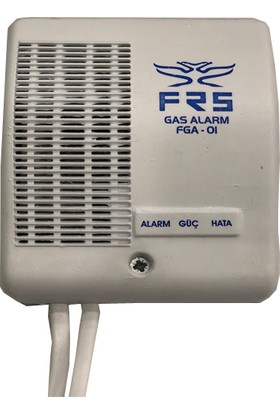 Aksesuaros Frs Gaz Alarm Cihazı