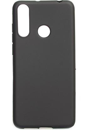 Tekno Grup Casper Via F3 Kılıf Mat Premium Silikon Kılıf - Siyah
