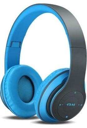 PSL P15 Bluetooth Kulaklık Siyah-Mavi