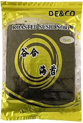 De&Co Roasted Nori Yosunu 50 Yaprak 140 g