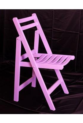 Bengi Sandalye katlanır Ahşap Gürgen