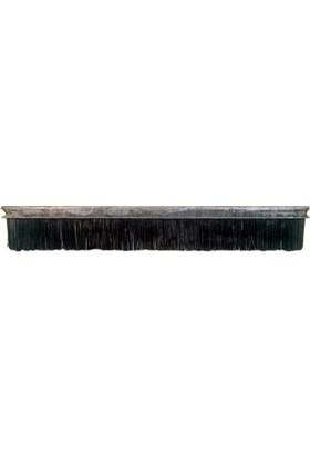 Sun Pigments 100 cm Sun Uzun Telli Şerit Bordür Fırçası Demir Saç Bağlantılı Plastik Çelik Kıllı 4'lü