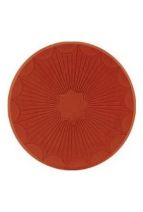 Sun Pigments Dekoratif Plastik Yer Döşeme Parke Taşı Kalıbı Rondo Ara Parça 45 cm 10'lu