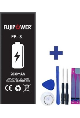 Fujipower Apple iPhone 8 Batarya Pil 2030 mAh