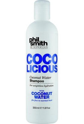 Phil Smith Coco - Licious Coconut Water Shampoo 350 ml