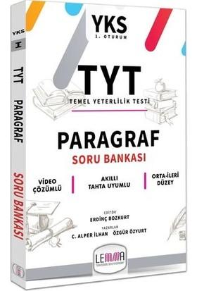 Lemma Yayınları 2020 TYT Paragraf Soru Bankası