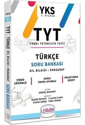 Lemma Yayınları 2020 TYT Türkçe Soru Bankası