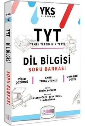 LEMMA Yayınları 2020 TYT Dil Bilgisi Soru Bankası