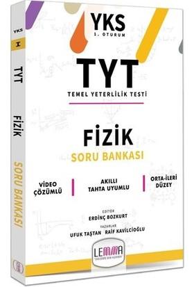 Lemma Yayınları 2020 TYT Fizik Soru Bankası