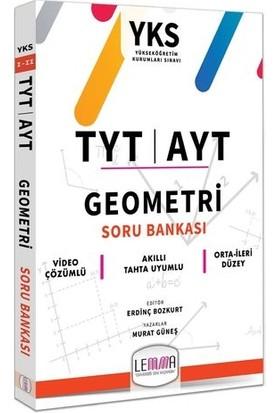 Lemma Yayınları 2020 TYT Ayt Geometri Soru Bankası