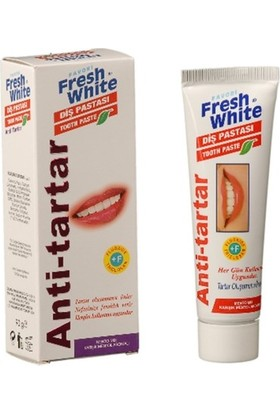 Fresh White Fresh Diş Pastası Anti tartar