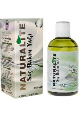 Naturalite Saç Yağı 200 ml
