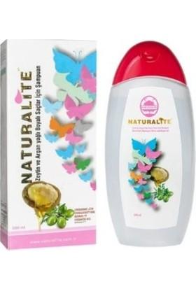 Naturalite Zeytin ve Argan Yağlı Boyalı Saçlar Için Şampuan 500 ml