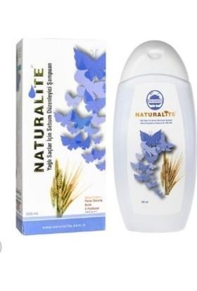 Naturalite Yağlı Saçlar Için Sebum Düzenleyici Şampuan 500 ml