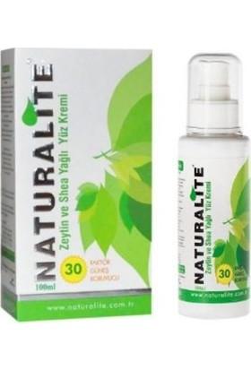 Naturalite Zeytin ve Shea Yağlı Yüz Kremi 100 ml