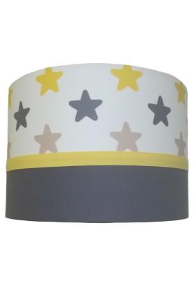 İnka Renkli Yıldız Aydınlatma Çocuk Odası Bebek Odası Avize