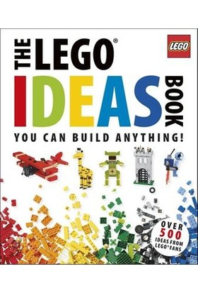 The Lego Ideas Book - Daniel Lipkowitz