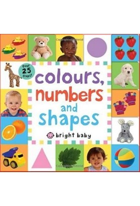 Colours, Numbers and Shapes - Roger Priddy