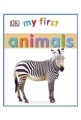 My First Animals (Board Book) - Collective