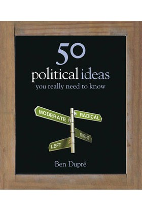 50 Political Ideas You Really Need To Know - Ben Dupre
