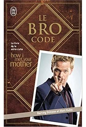 Le Bro Code - Barney Stinson