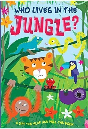 Who Lives In The Jungle - Kate Thomson