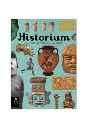 Historium - Richard Wilkinson