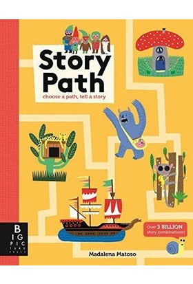 Story Path - Kate Baker