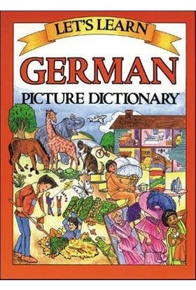 Let's Learn German Picture Dictionary - Marlene Goodman