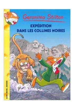 Expédition dans les collines Noires (Tome 58) - Geronimo Stilton