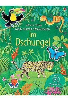Mein Erstes Stickerbuch: Im Dschungel - Alice Primmer