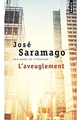 L'aveuglement - Jose Saramago